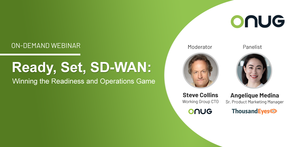 Ready, Set, SD-WAN:   Winning the Readiness and Operations Game