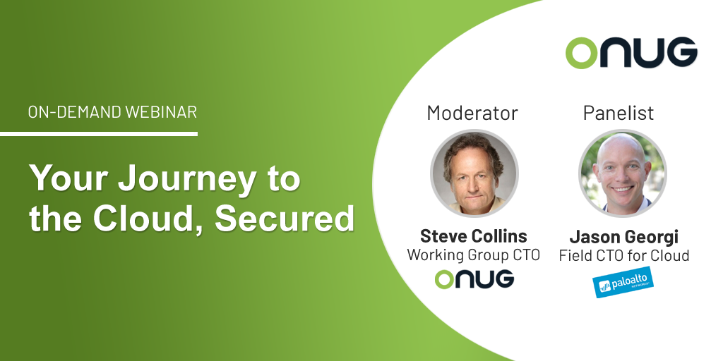 Your Journey to the Cloud, Secured