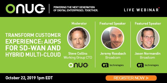 Transform Customer Experience: AIOps for SD-WAN and Hybrid Multi-Cloud
