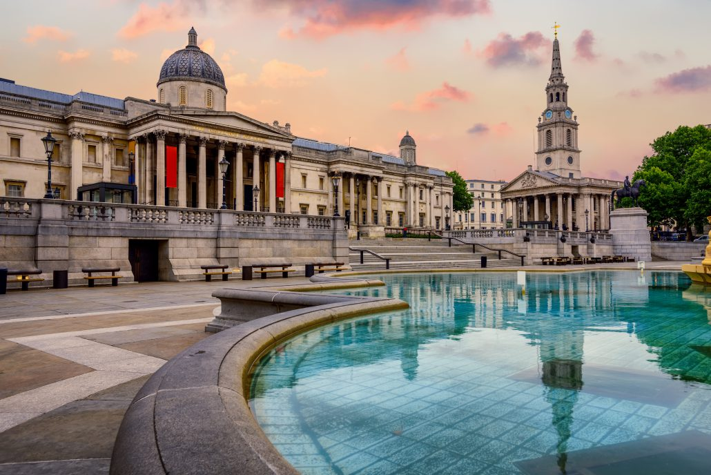 ONUG Europe to Take Place at the National Gallery in Trafalgar Square in London!