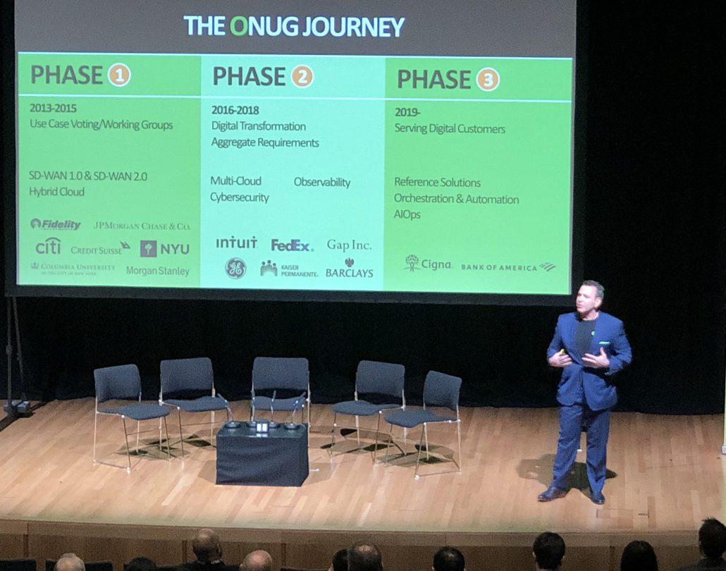 ONUG Europe 2019 Field Trip Report