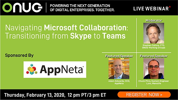 Navigating Microsoft Collaboration: Transitioning from Skype to Teams