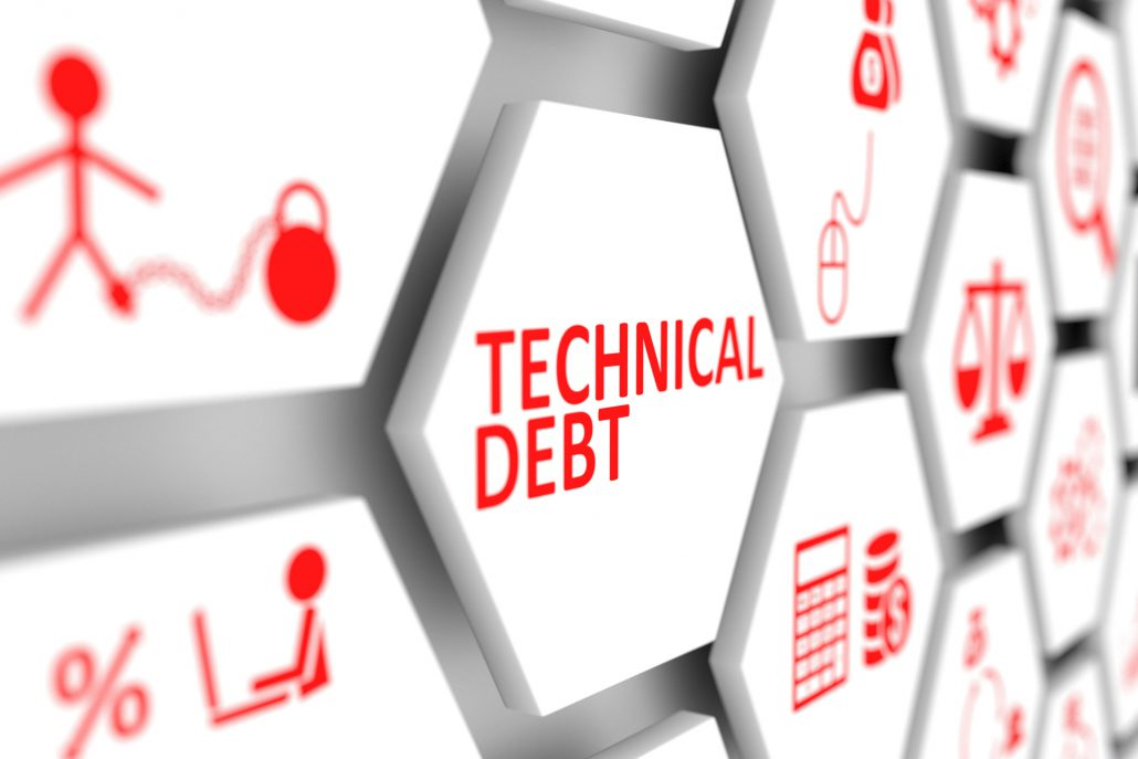 Monolithic Applications: a 1970s problem; still a 2020s challenge; What to do with Technology Debt