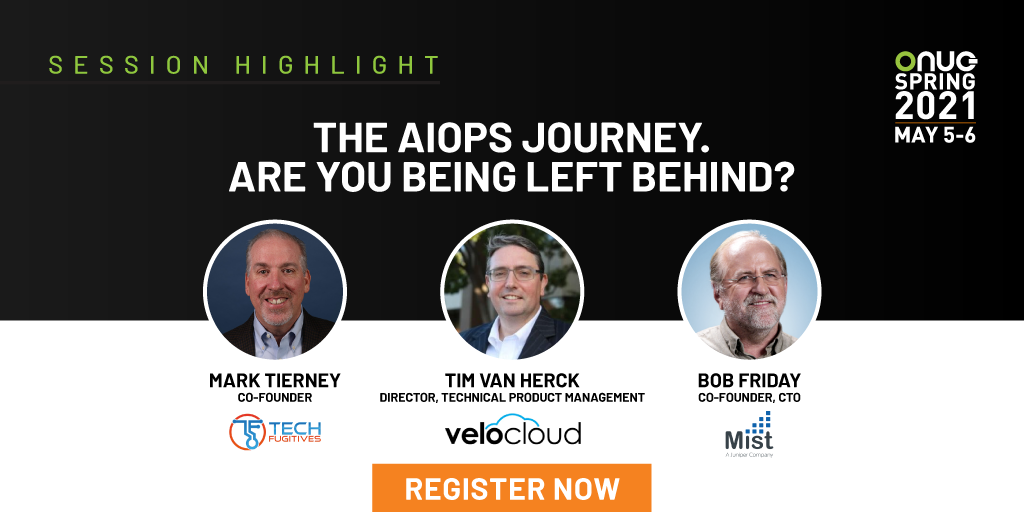 The AIOps Journey.  Are you Being Left Behind?