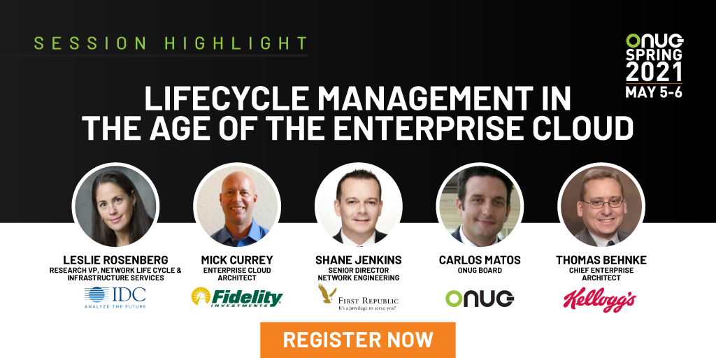 Lifecycle Management in the Age of the Enterprise Cloud