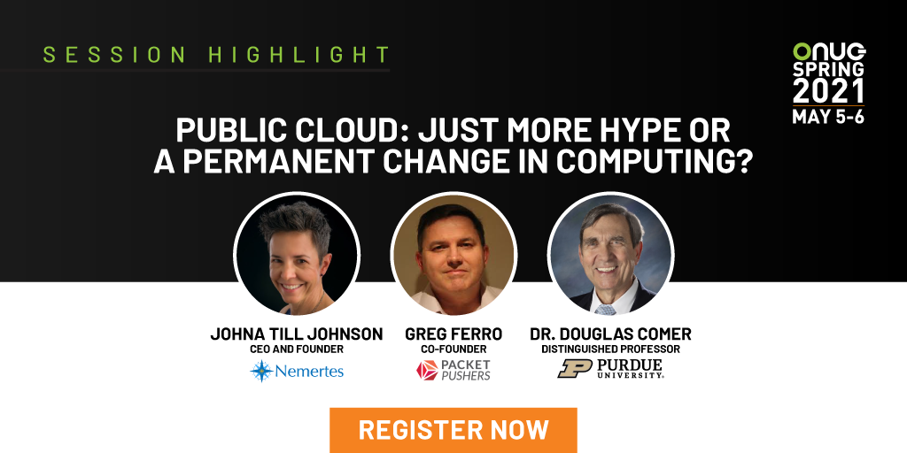 Public Cloud: Just More Hype Or A Permanent Change In Computing?
