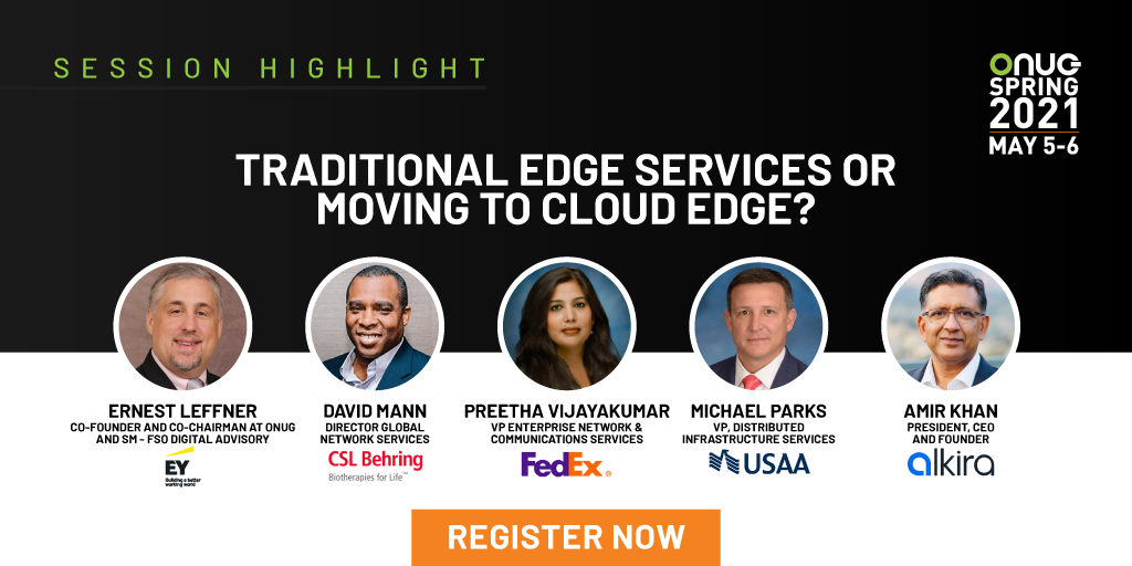 Traditional Edge Services or Moving to Cloud Edge?