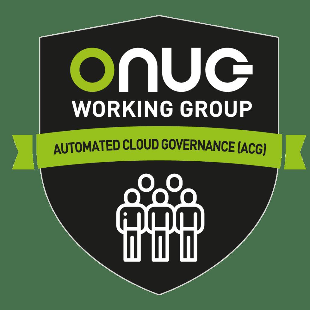 Automated Cloud Governance (ACG)