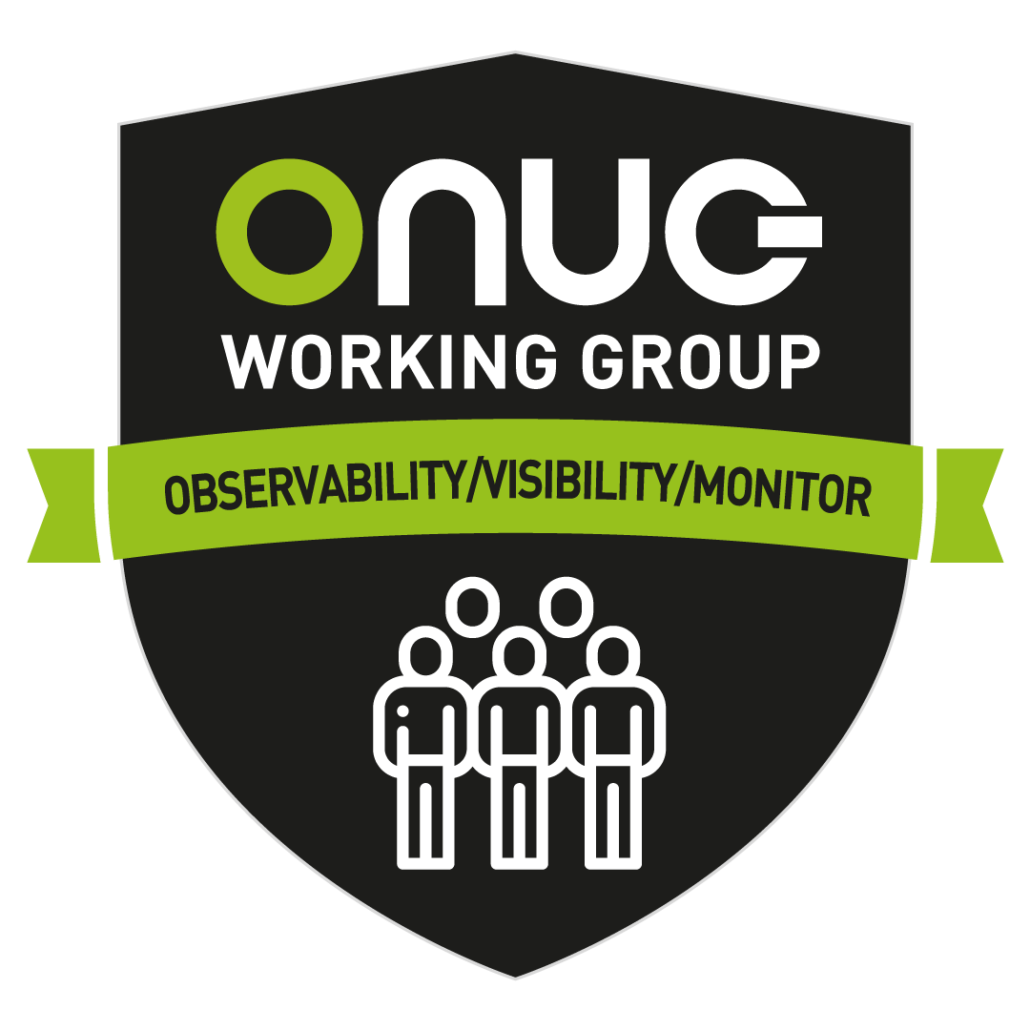 Observability/Visibility/Monitor
