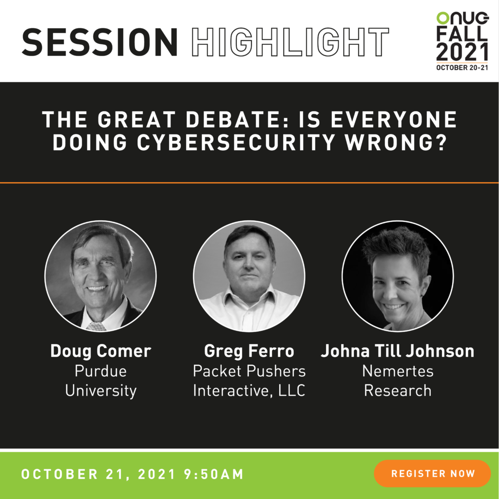 The Great Debate: Is Everyone Doing Cybersecurity Wrong?