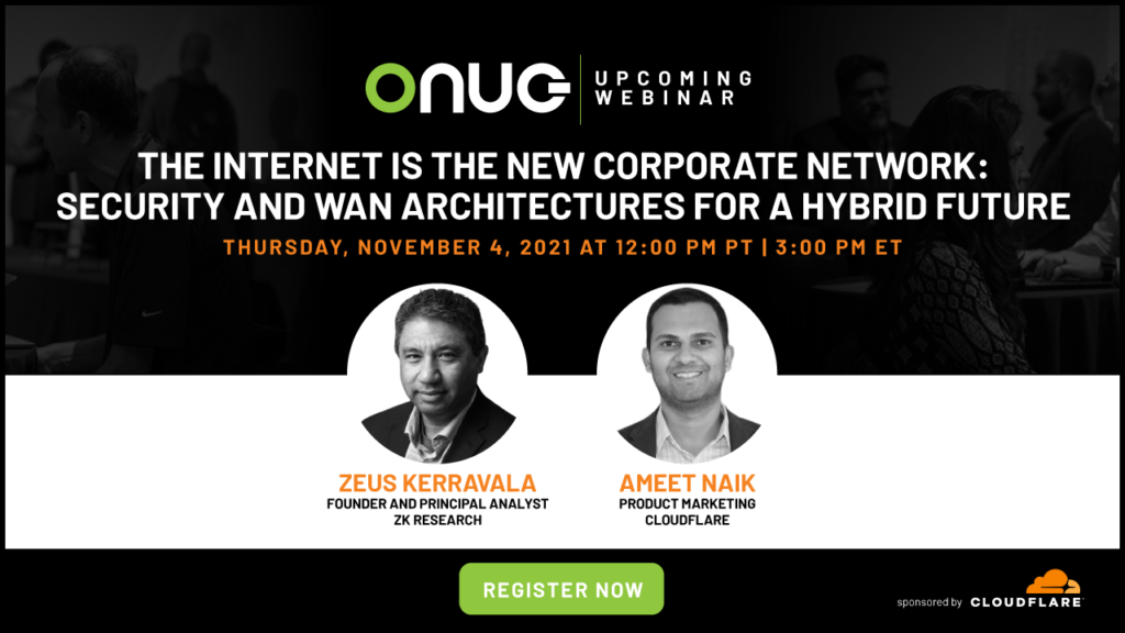 Cloudflare | The Internet Is the New Corporate Network: Security and WAN Architectures for a Hybrid Future